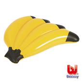 《艾可兒》Bestway。香蕉造型充氣浮排
