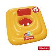 《艾可兒》Fisher-Price。幼兒方型坐式充氣泳圈