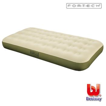 《艾可兒》Bestway。休閒單人植絨充氣床