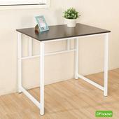《DFhouse》新商品上市 亨利80公分多功能工作桌*兩色可選*-辦公桌 電腦桌 書桌 多功能(胡桃木色)