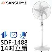 《SANSUI》14吋立扇 ✦ SANSUI 山水 SDF-1488