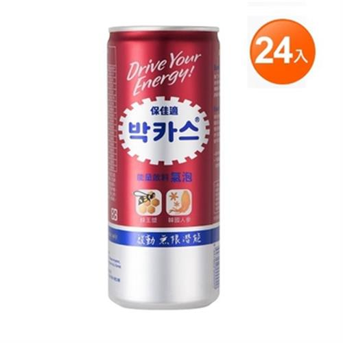 即期2018.07 保佳適Bacchus 能量飲料(氣泡 250ml*24罐)