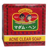 《Madame Heng》草本香皂-150g(深層控油潔膚)