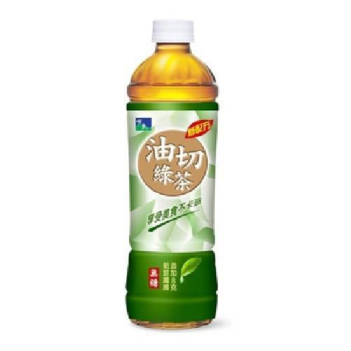 《悅氏》油切綠茶(550ml*4瓶/組)