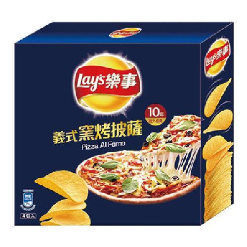 樂事 家庭號義式窯烤披薩(260g/包)