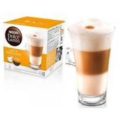 《雀巢DOLCE GUSTO》拿鐵咖啡膠囊 (16顆/盒,3盒/組)(*1組)