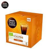 《雀巢DOLCE GUSTO》美式濃黑咖啡:哥倫比亞限定版 (12顆/盒,3盒/組)(*1組)