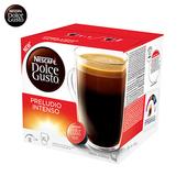 《雀巢DOLCE GUSTO》美式濃烈晨光 咖啡膠囊 (16顆/盒,3盒/組)(*1組)