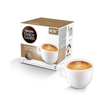 《雀巢DOLCE GUSTO》義大利摩卡式濃縮 咖啡膠囊 (16顆/盒,3盒/組)(*1組)