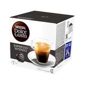 《雀巢DOLCE GUSTO》義式濃縮濃烈 咖啡膠囊 (16顆/盒,3盒/組)(*1組)