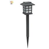 《月陽》古典太陽能充電式自動光控開關LED庭園燈草坪燈插地燈(5025)