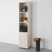 《Homelike》米樂單門置物櫃
