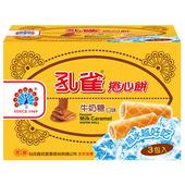 《乖乖》孔雀捲心餅-189g(牛奶糖)