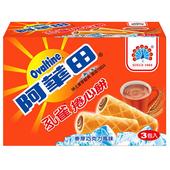 《乖乖》孔雀捲心餅-189g(阿華田)