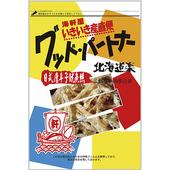 《海軒屋》珍味魷魚絲-日式唐辛子(100g/包)