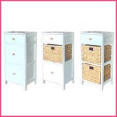 《2H 傢俱屋》歐式實木鄉村收納衣物櫃(歐式實木3號櫃)