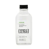 《SIMPLE as that》澳洲-玫瑰化妝水(100ml/瓶,共1瓶)