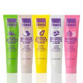 《英國紫樹》神奇萬用膏-木瓜x1+椰子x1+石榴x1+蘆薈x1+乳木果x1(25ml)