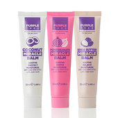 《【即期品】英國紫樹》神奇萬用膏-石榴x1+椰子x1+乳木果x1(25ml)