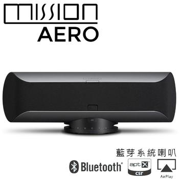 MISSION 英國 MISSION AERO 藍芽/WI-FI SOUNDBAR 無線音響系統 喇叭 數位流 公司貨