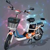 《勝一》EV-16S48V電動輔助自行車(橘色)