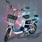 《勝一》EV-16S48V電動輔助自行車(藍色)