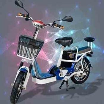 勝一 EV-16S48V電動輔助自行車(藍色)