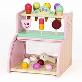 《Mentari》小甜心冰淇淋櫥窗
