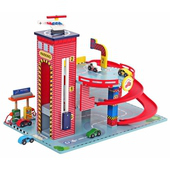 《Mentari》高樓層迴旋立體停車場(紅)