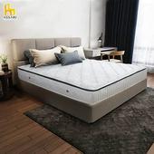 《ASSARI》安琪拉竹炭3D透氣強化側邊獨立筒床墊(單大3.5尺)