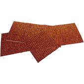 A級炭化密編麻將坐墊(3人50X160cm)