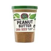 《Mother Earth》紐西蘭花生醬 380g/瓶(奇亞籽-即期2020.09.18)