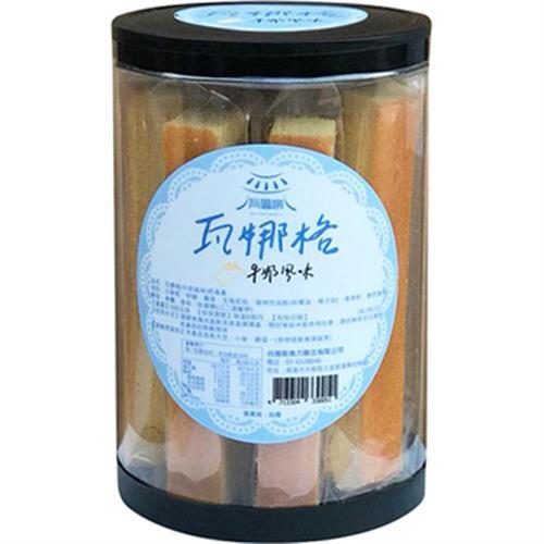 《即期2018.12.04 瓦厝家》瓦娜格(牛奶風味 160g/罐)