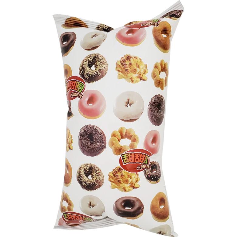 甜甜圈花生牛奶(60g/包)