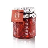 《福忠字號》蒜蓉辣椒醬(180g/罐)