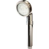 加大版溫控水力發電炫彩LED蓮蓬頭(WTB-935)