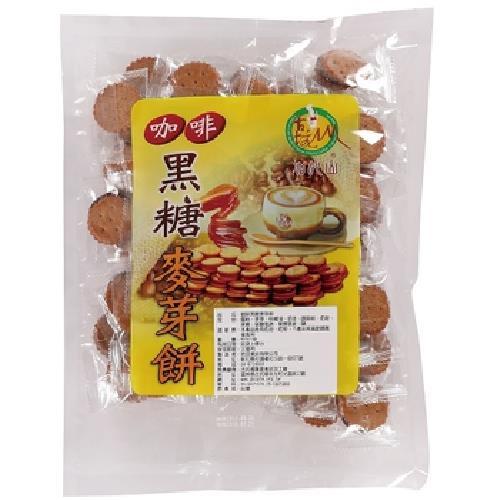 《古坑農會加比山》咖啡黑糖麥芽餅(500g/袋)