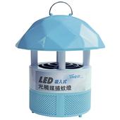 《羅蜜歐》LED光觸媒吸入式捕蚊燈 ML-33