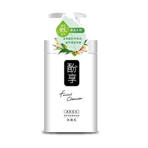 《酚享》洗面乳-200g/瓶(清爽潔淨)