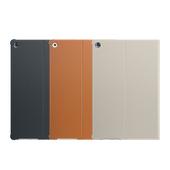 《HUAWEI》華為 MediaPad M5 10.8吋 原廠翻蓋書本式皮套 (台灣公司貨-盒裝)(棕色)