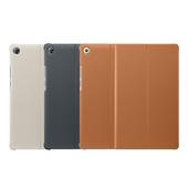 《HUAWEI》華為 MediaPad M5 8.4吋 原廠翻蓋書本式皮套 (台灣公司貨-盒裝)(棕色)
