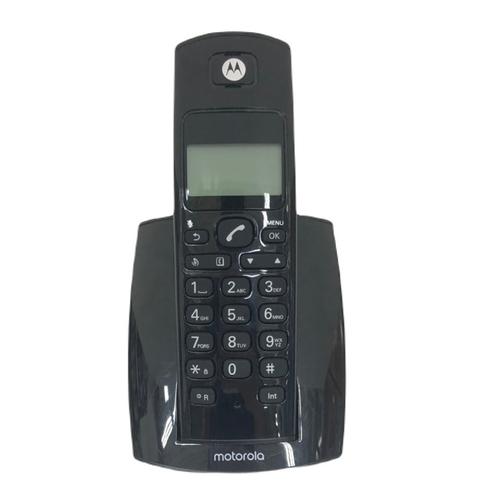 《MOTOROLA》1.8G數位無線電話D101O