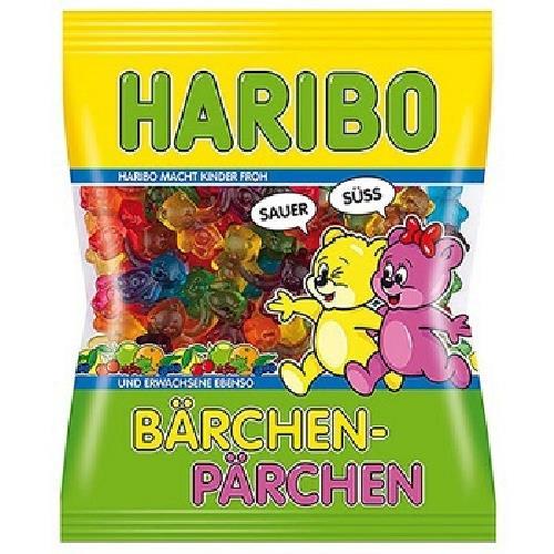 《哈瑞寶》熊熊情侶Q軟糖(175g)