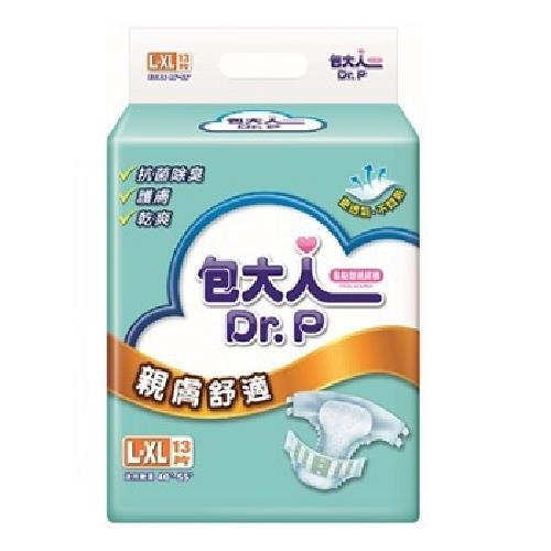 包大人 成褲親膚舒適(L-XL / 13片)