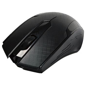 《NAKAY》黑豹格紋光學USB滑鼠(M-07)