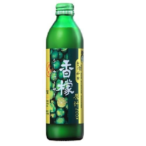 《台灣好田》香檬原汁(300ml/瓶)
