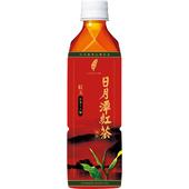 《日月潭紅茶》紅玉無糖(490ml/罐)