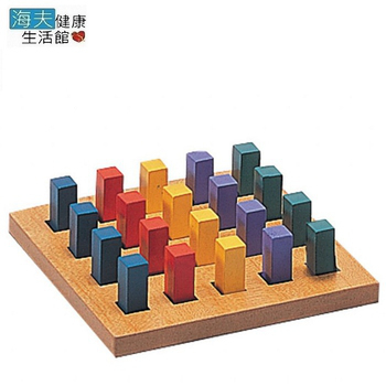 《海夫健康生活館》耀宏 YH248 方型插板 木釘插板