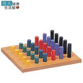 《海夫健康生活館》耀宏 YH247 圓柱插板 木釘插板