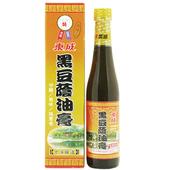 《東成》黑豆蔭油膏 (430ml/瓶)(1瓶)